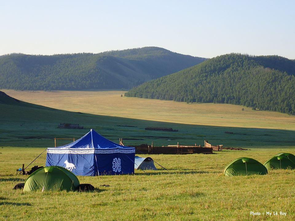 voyage chamanique mongolie
