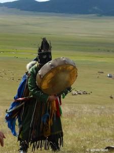 Chamanes mongols