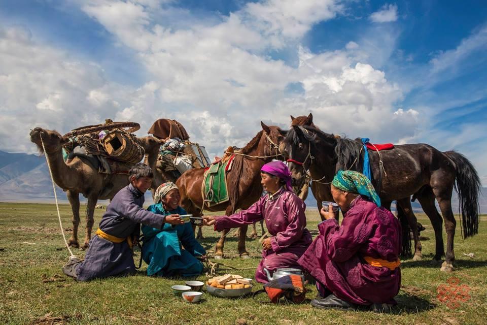vie des nomades